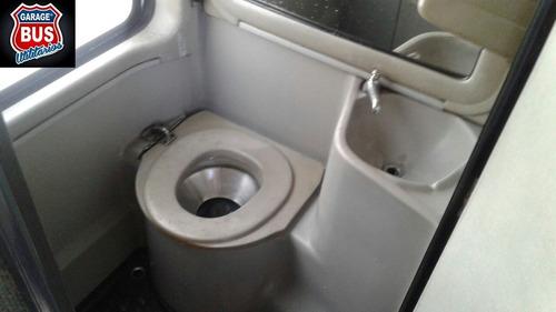 marcopolo gv 1000 ano 1998 mb 0400 rse com banheiro !ref:32
