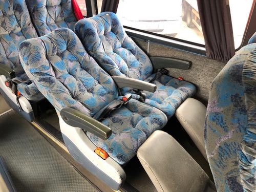 marcopolo gv 1150 scania 113 ar condicionado rodoviario 1998
