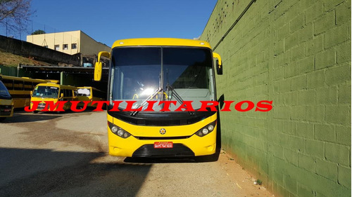 marcopolo ideale ano 2008 mb of 1722 escolar  jm cod 213
