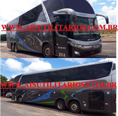 marcopolo ld 1600 2012 super oferta confira!! ref.376