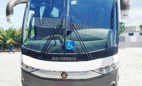 marcopolo paradiso 1050 ano 2012 scania k-310  jm cod 269