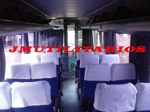 marcopolo senior ano 2003 mb lo 915 truck exec. jm cod 350