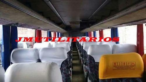 marcopolo senior ano 2010 volks 9.150 rodoviario jm cod 376