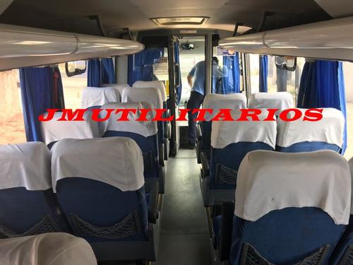 marcopolo senior ano 2011 volks 9.150 rodoviario jm cod 312