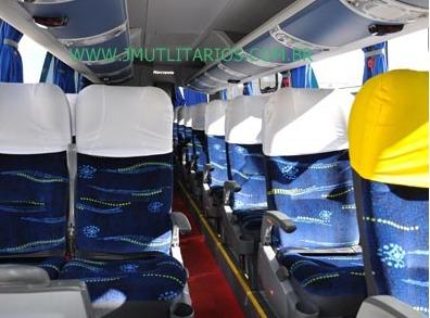 marcopolo senior ano 2013 agrale rodoviario c/wc  jm cod 355