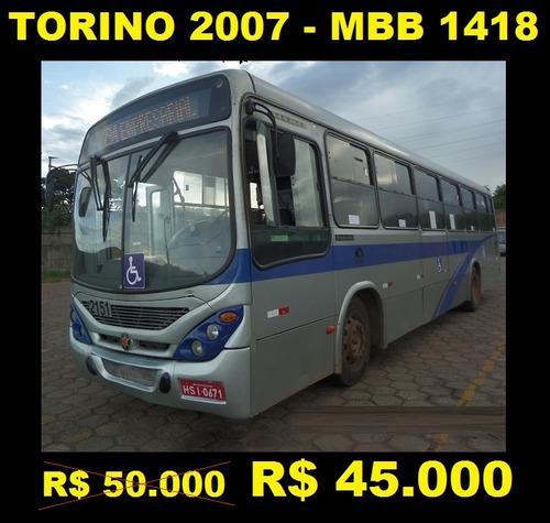 marcopolo torino 2007 - mercedes of 1418