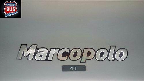 marcopolo viaggio 1050 ano 2009 motor dianteiro ! ref 150