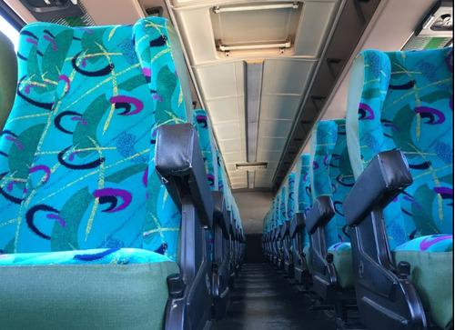 marcopolo viaggio alto 371rs 1991 56 lugares