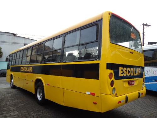marcopolo vw15.190  2007/2007 escolar curto vipbus