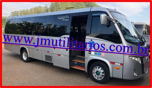 marcopolo  w9 volare limousine ano 2014 28l c/ar  jm cod.431