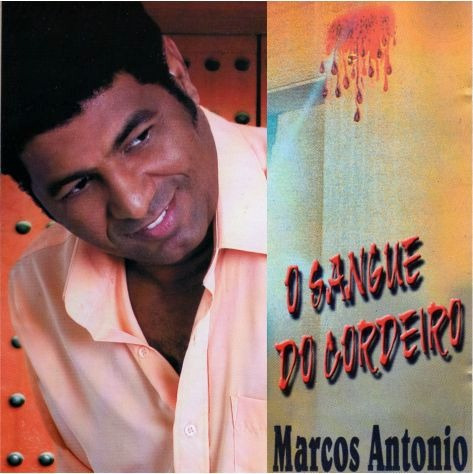 marcos antônio -  cd sangue do cordeiro com playback