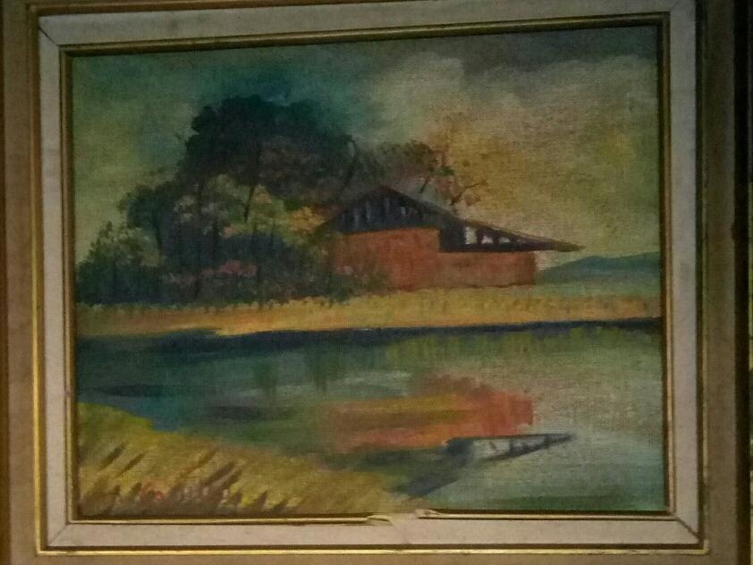 Marcos Castillo Premio Nacional Pintura 1940 - Bs. 3.800,00 en ...