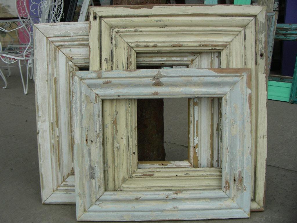 Marcos con fotos multiframe marco de fotos muy pared diy for Molduras para espejos online