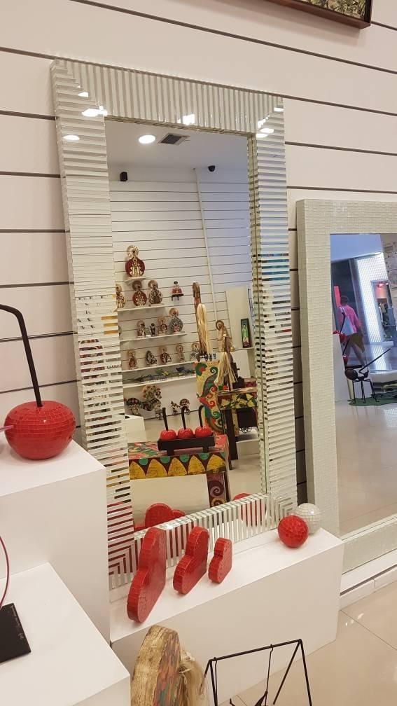 Marcos con espejos decorados vitromosaico bs - Marcos decorados ...