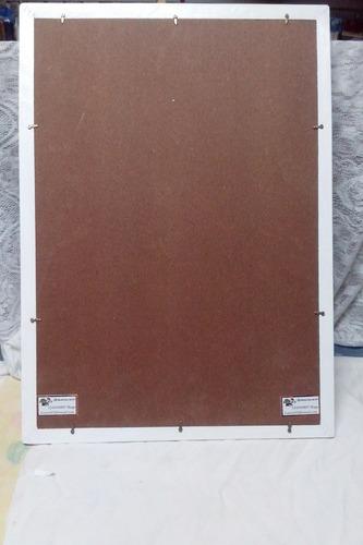 marcos cuadros p/ fototitulos vidrio distintas medidas deldt