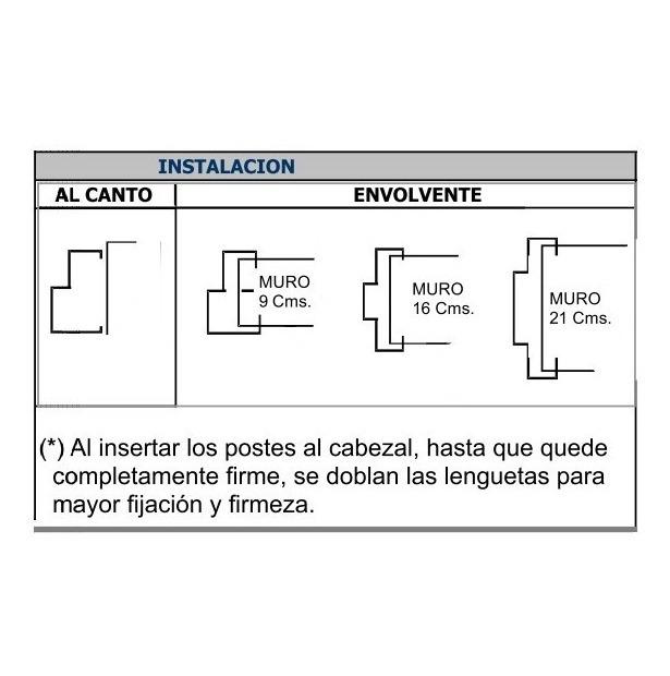 Marcos D Metal Armables P/ Puertas Bloque 10 12 15 Doorlocks - Bs. 0 ...