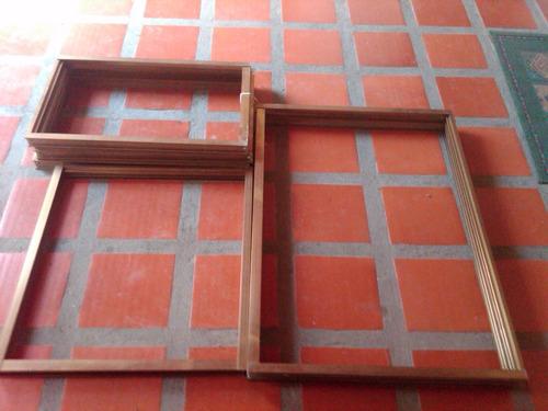 marcos de aluminio totalmente nuevos