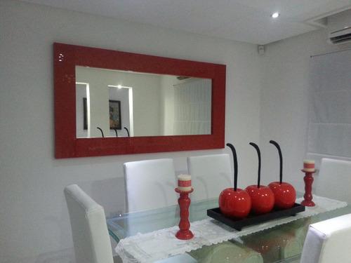 marcos de espejo decorativos