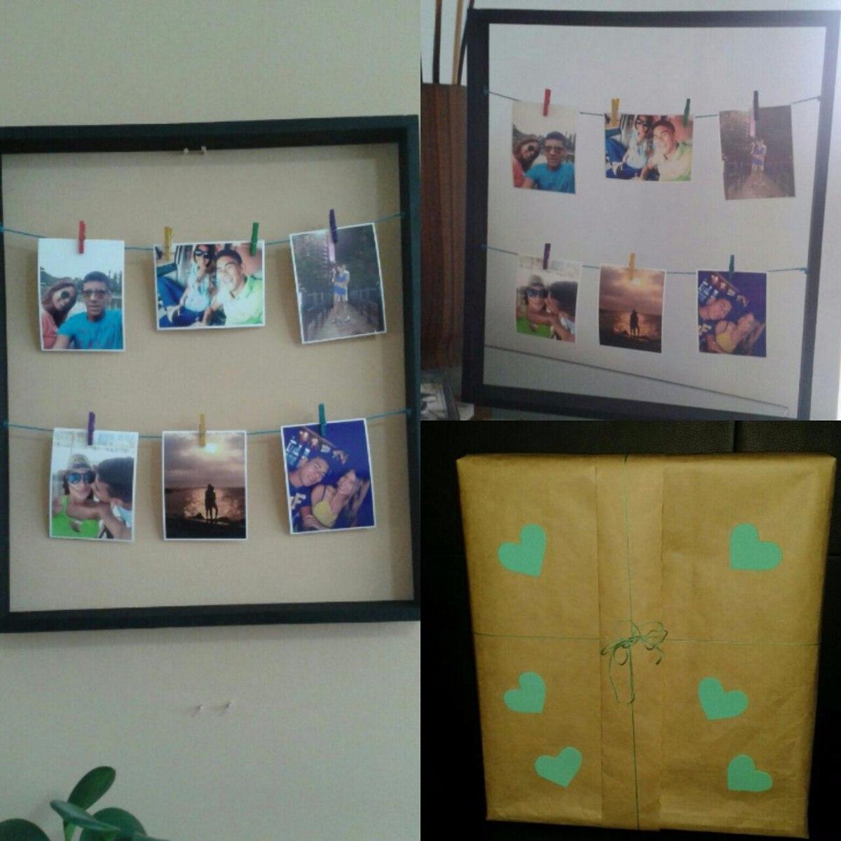 Marcos De Fotos Y Porta Retratos Personalizados En Madera - Bs ...