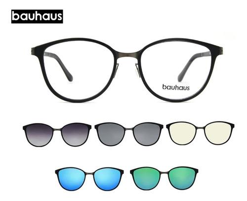 marcos de lentes armazón bauhaus ultem 6 en 1