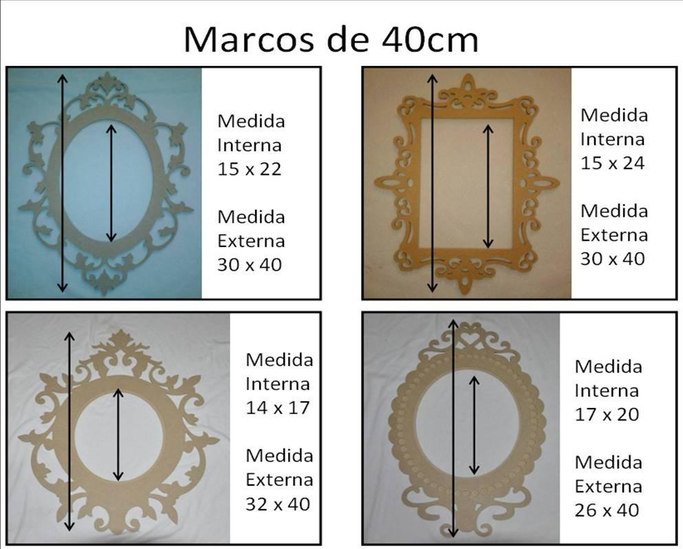 Marcos Decorativos En Mdf Crudo - Bs. 42.166.080,00 en Mercado Libre
