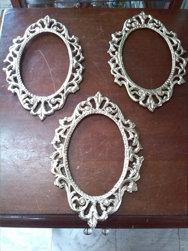 marcos en bronce antiguos precio por cada uno
