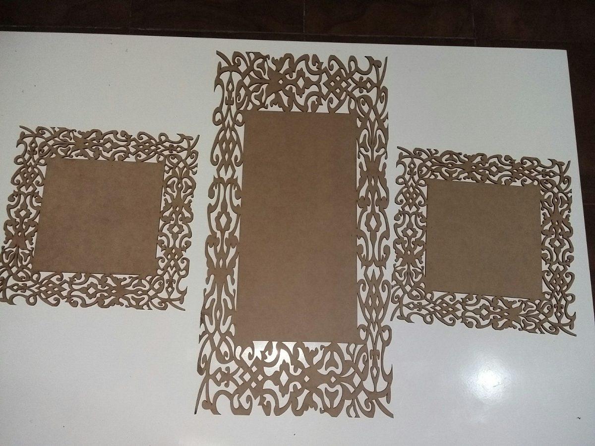 Marcos en madera para decoraci n fotos espejos 180 - Decoracion de marcos para fotos ...