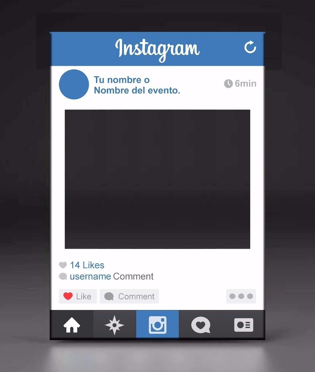 Marcos Facebook - Instagram - $ 500,00 en Mercado Libre