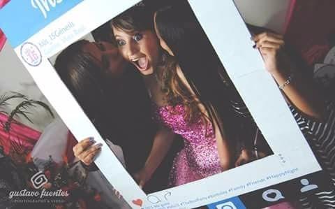 marcos fotográficos para fistas instagram, facebook, bodas