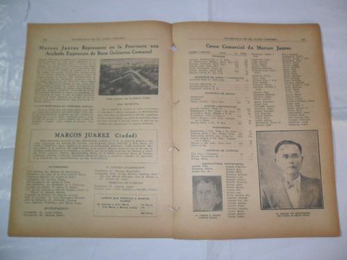 marcos juarez cordoba 1940 dr jorge loinas choperia suiza