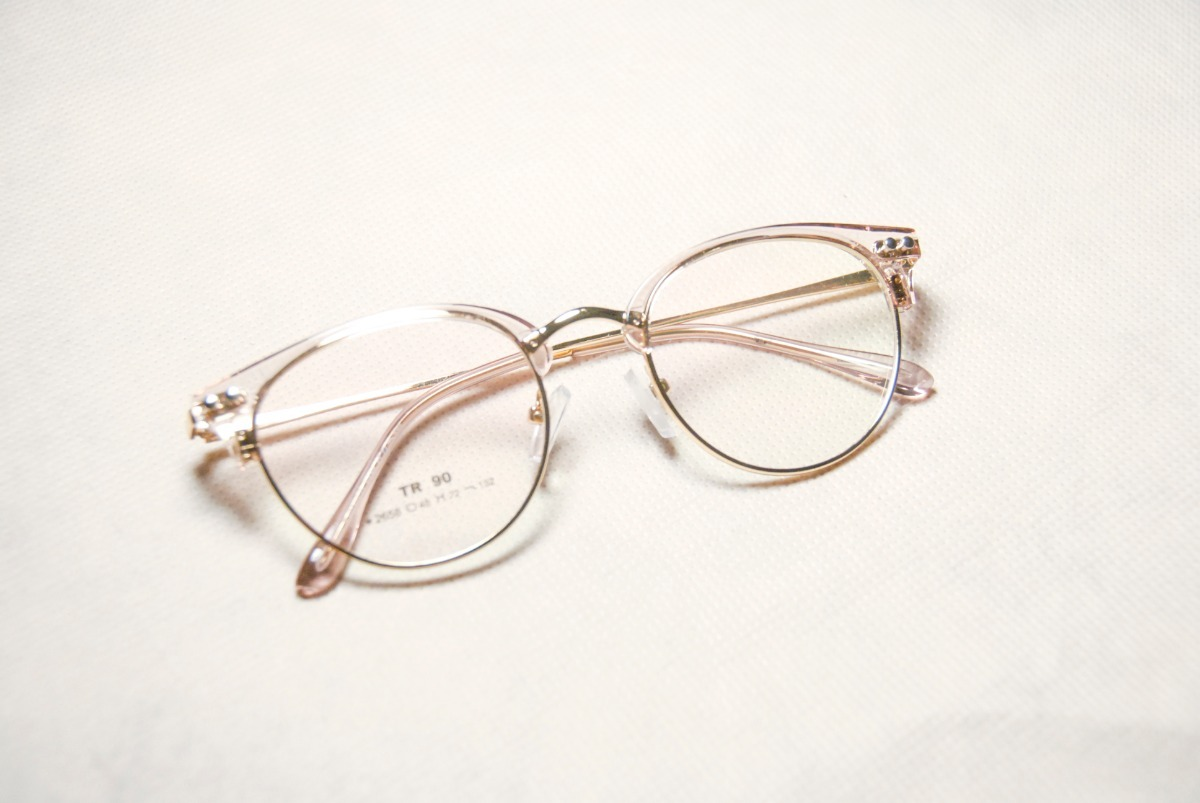 0d926de7c3 Marcos Lentes De Super Diseño Moda Importados Gafas Cr19 - $ 975,00 ...