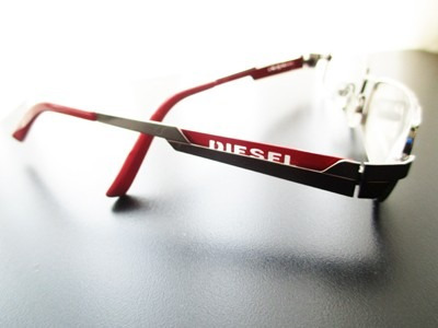 marcos lentes ópticos diesel modelo dv 0145 d38