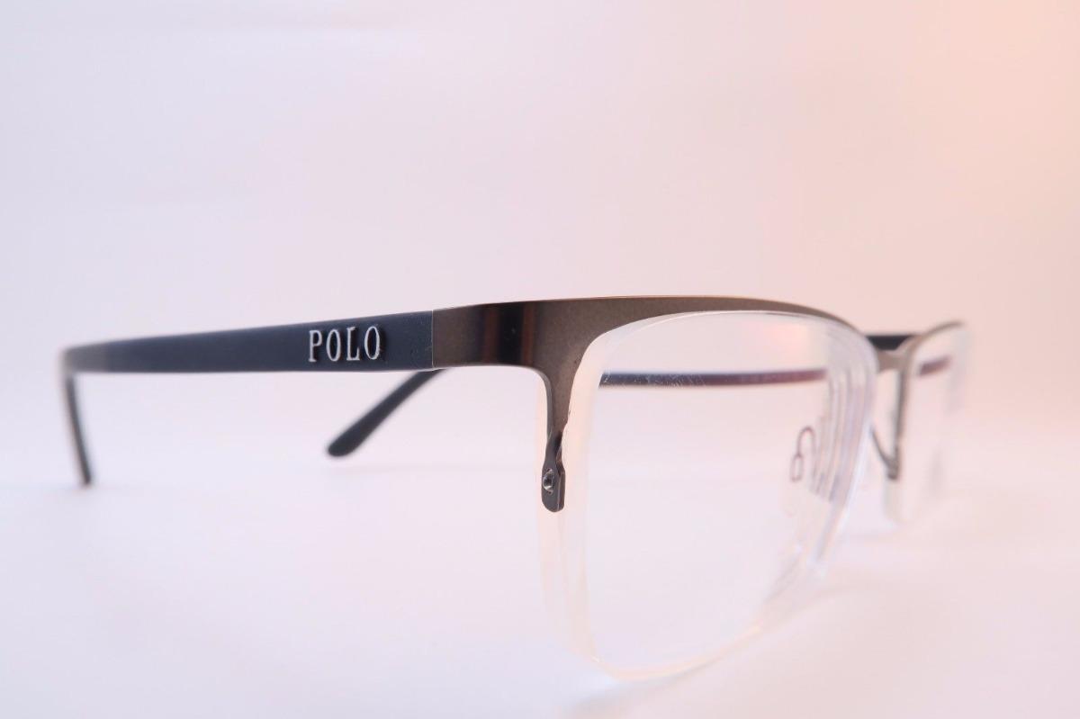 a06f1fb0c4 marcos lentes ópticos polo ralph lauren ph1150 semi aire m. Cargando zoom.