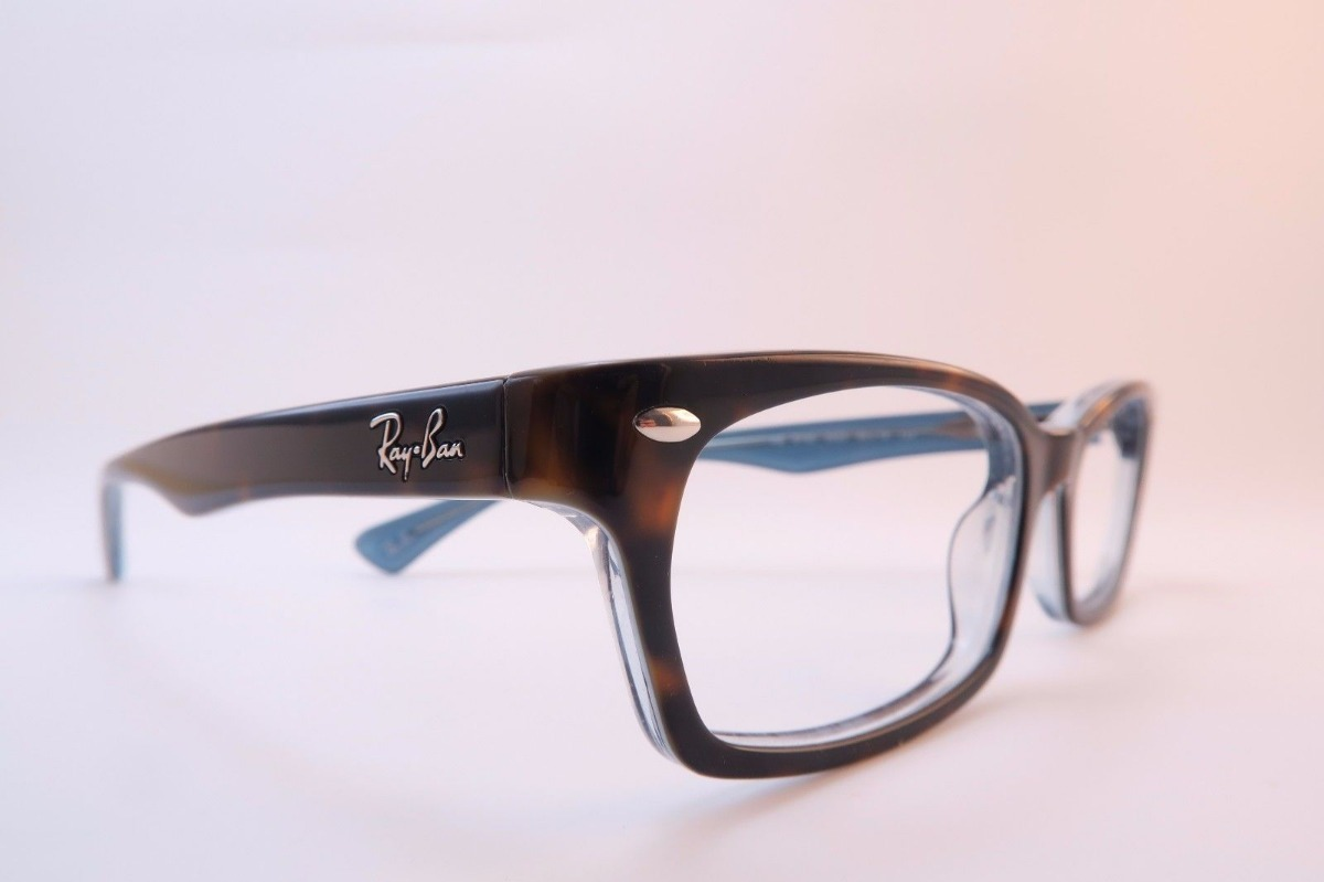 Marcos Lentes Ópticos Ray Ban Rb5150 Highstreet Brown Violet ...