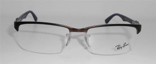 marcos lentes ray ban fibra de carbono originales