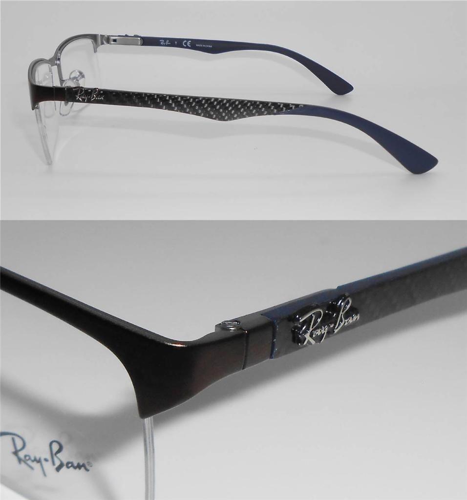Marcos Lentes Ray Ban Fibra De Carbono Originales - U$S 220,00 en ...
