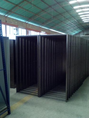 marcos metalicos para puerta