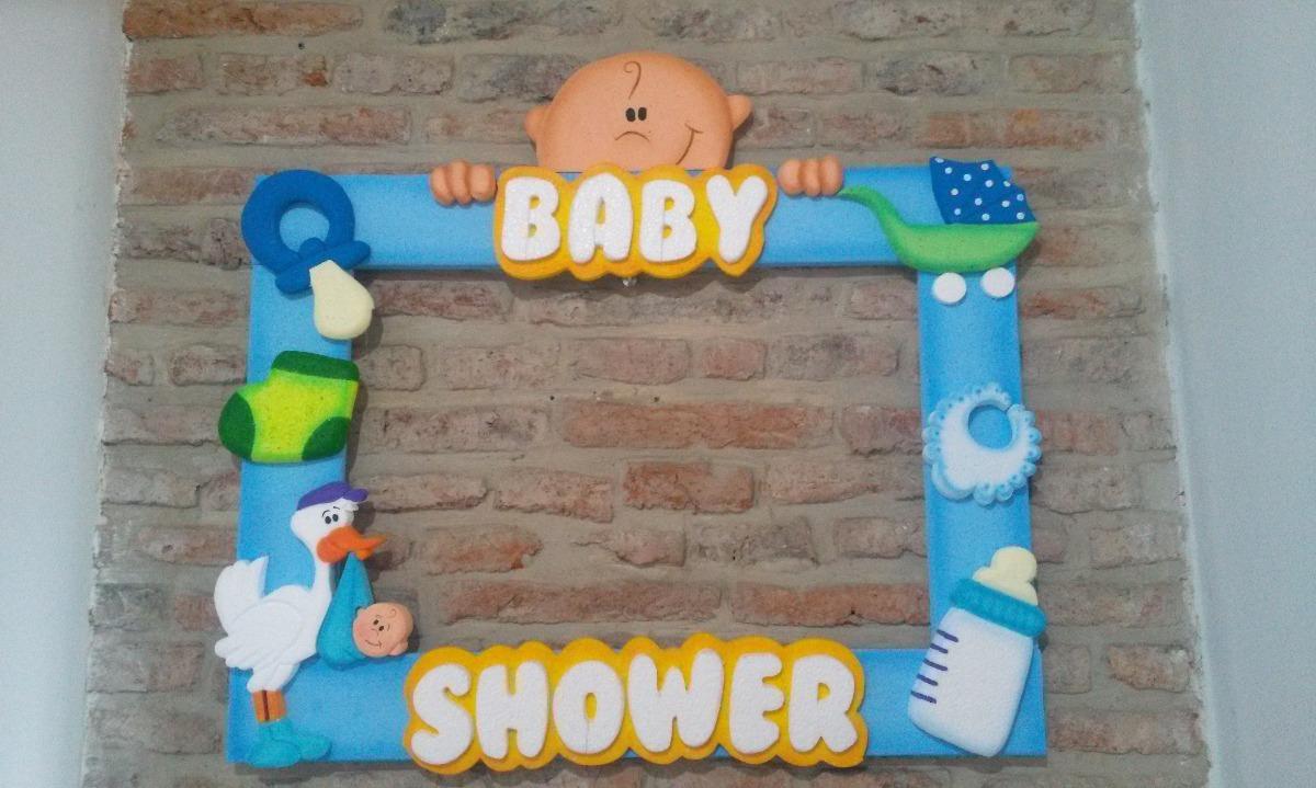 Marcos Para Baby Shower No Hacemos Envio 630 00 En Mercado Libre