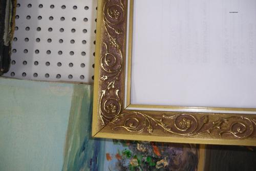 marcos para diplomas, afiches, fotos, pinturas y espejos