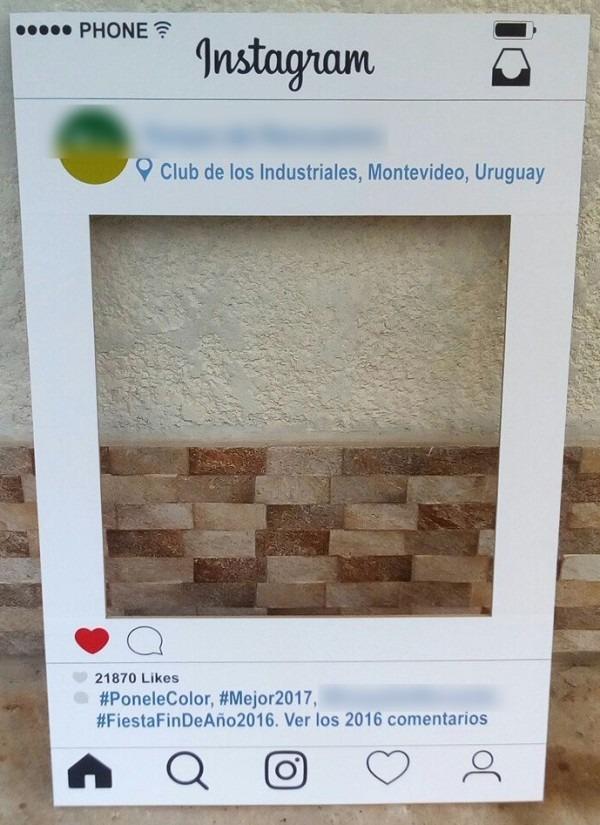 Excelente Descarga Marco De Pic Insta Componente - Ideas ...