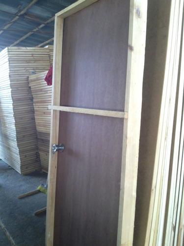 marcos para puertas de madera de pino (bloque 10) con iva