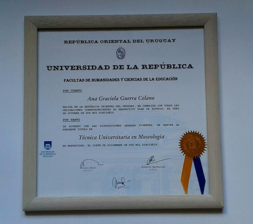 Marcos Para Títulos Universitarios. Doble Vidrio. - $ 750,00 en ...