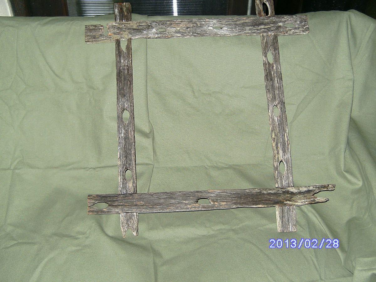 Artesanias Rusticas En Piques Artesan As Antiguas En Mercado  # Muebles Hechos Con Piques