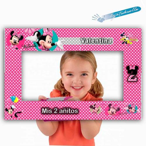 marcos selfies cumpleaños infantiles ,baby shower grande