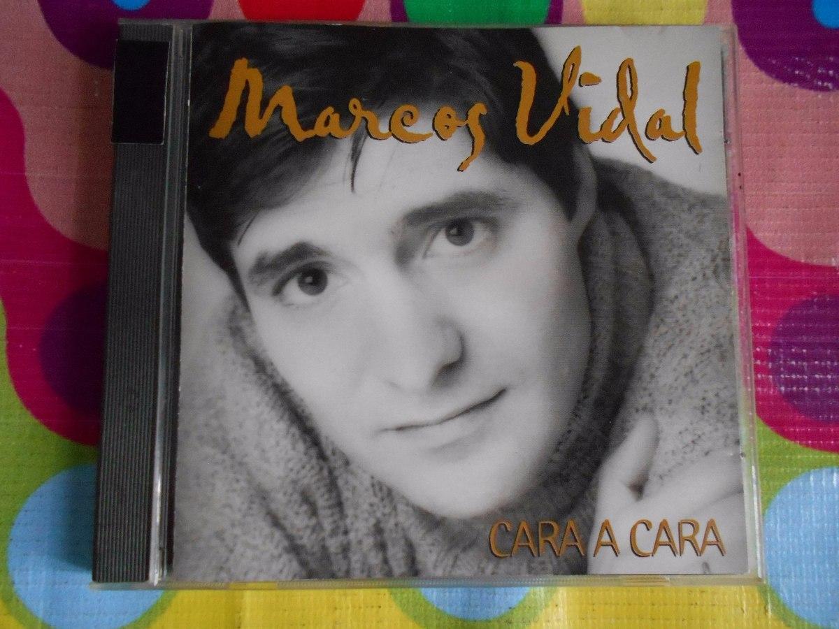 Marcos Vidal Cd Cara A Cara.1996 Usa. - $ 250.00 en Mercado Libre