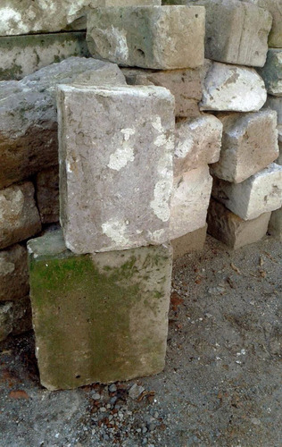 marcos y vigas cortas de demolición