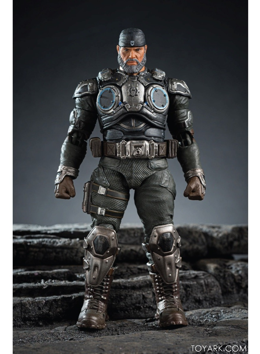 Marcus Fenix Gears Of War 5 Storm Collectibles