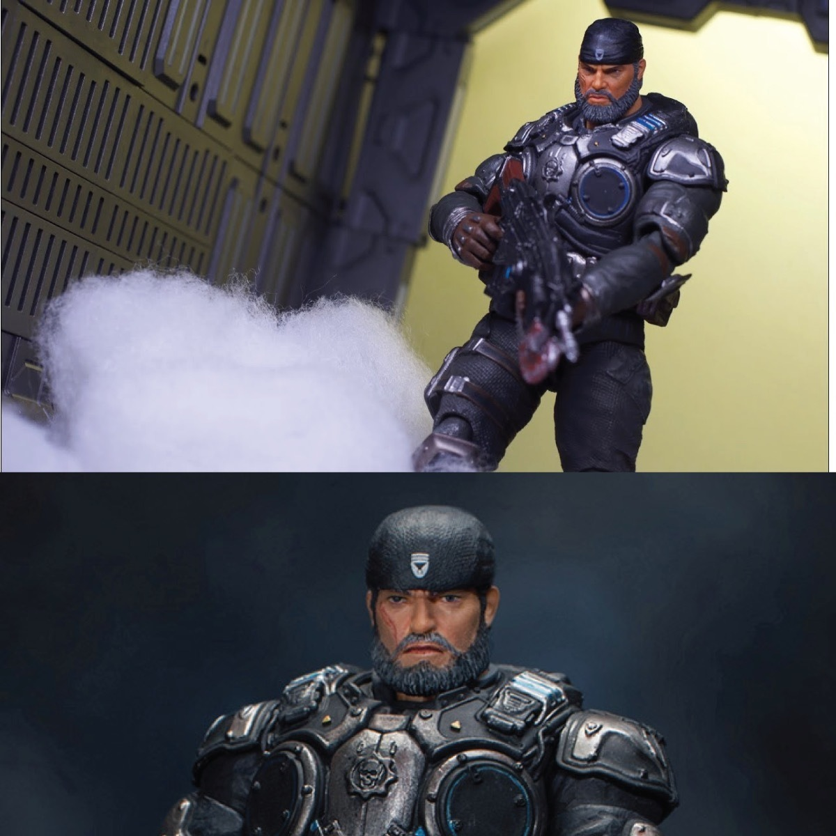 Marcus Fenix Gears Of War 5 Storm Collectibles