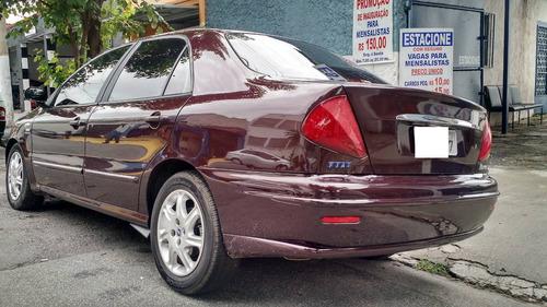 marea 2.4 hlx ano 2003 automático gasolina