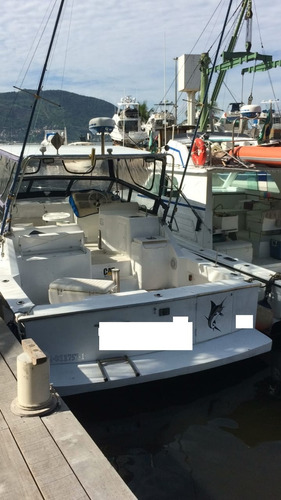mares 30 pesca caterpillar 3116 350 hp cada 1995 compl. caie